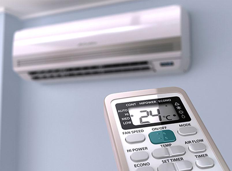 ¿Cuál es la temperatura adecuada para poner el aire acondicionado?