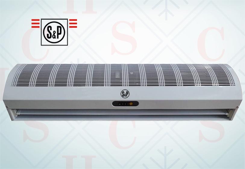 Hcs peru cortina de aire s p ventilaci n comercial - Cortinas de aire caliente ...