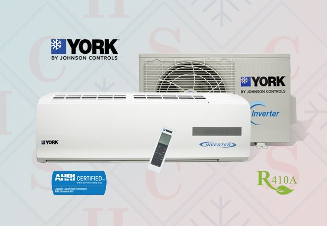 Split Pared Inverter R410A Frío/Calor