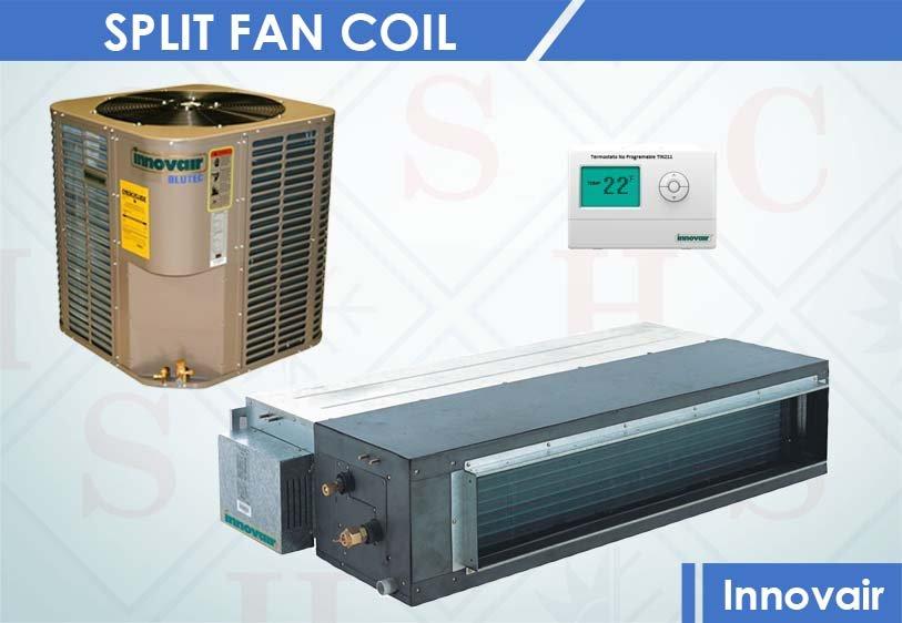Split Fan Coil