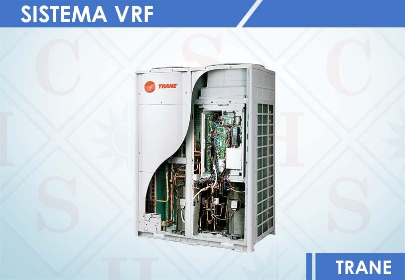 Vrf Trane Hcs Per 218 Aire Acondicionado Lima